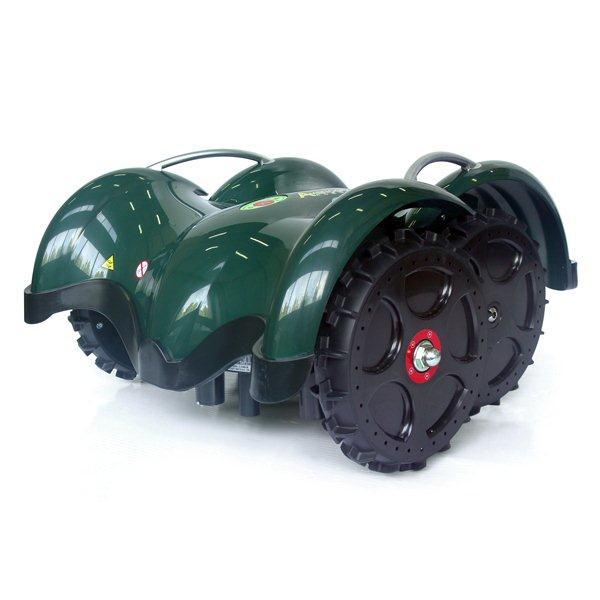 Робот-газонокосилка www.shop.unisaw.ru