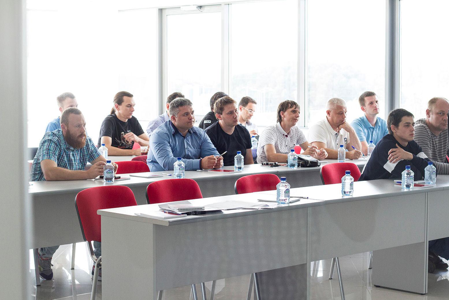 Обучающий семинар компании Unisaw